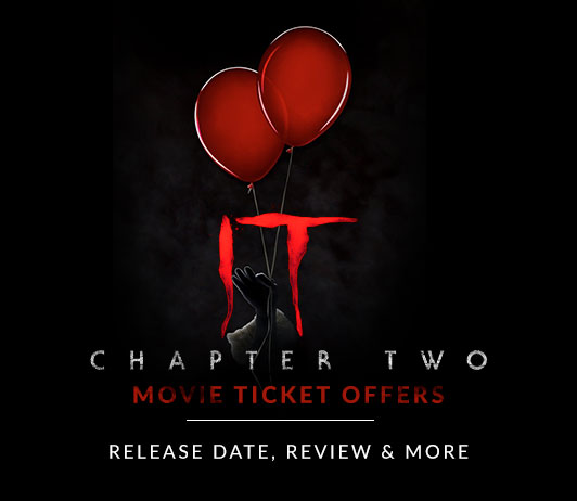 IT Chapter 2 Movie Offers