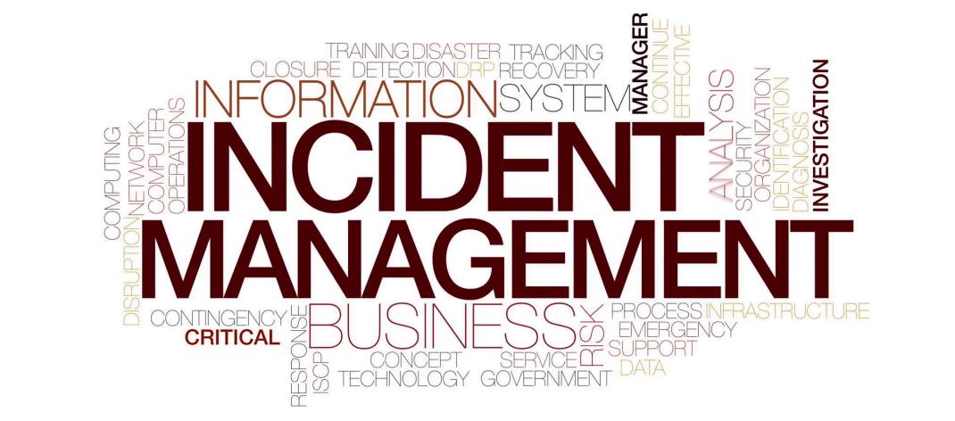 Incident Management