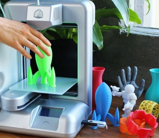 Top 3D Printing Processes and Their Applications