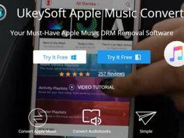 UkeySoft Apple Music Converter