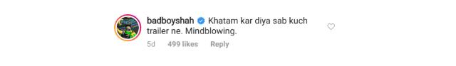 Instagram Reactions of War