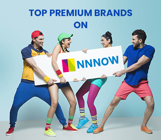 Top Premium brands on NNNOW