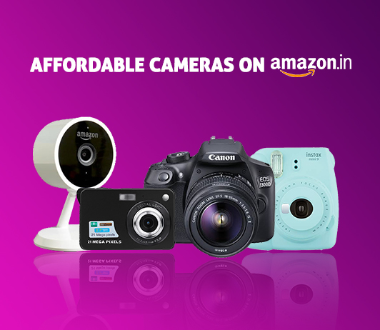 Affordable Cameras on AmazonThat You Must Buy