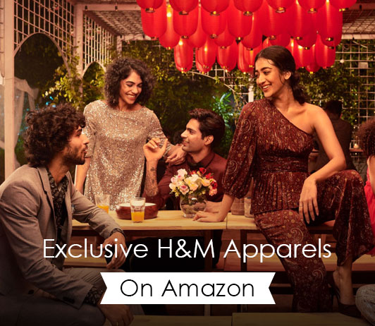 Exclusive H&M Apparels on Myntra