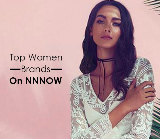 Top Women Fashion Brands on NNNOW
