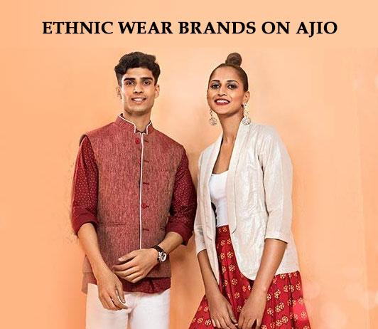 ajio coupons on latest festive wear