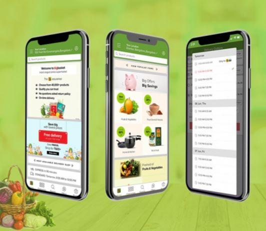 big basket offer on app