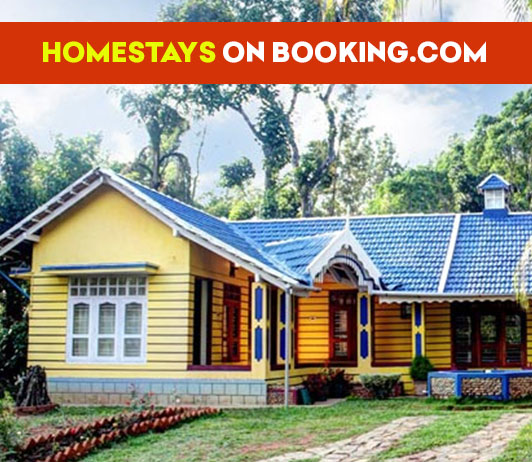 booking.com offers on homestays