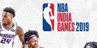 nba india 2019