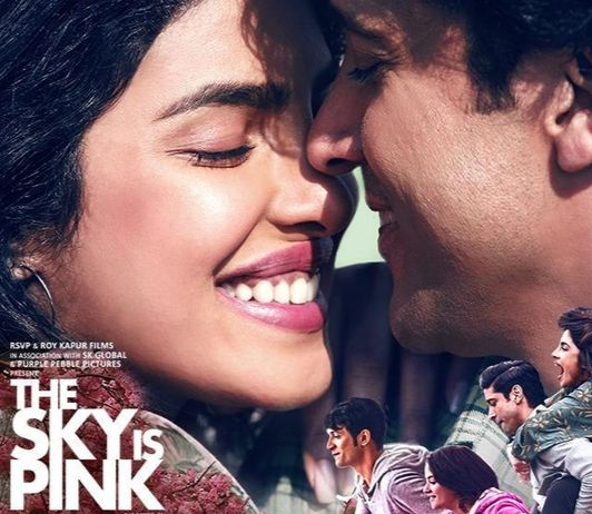 the sky is pink bookmyshow movie offers