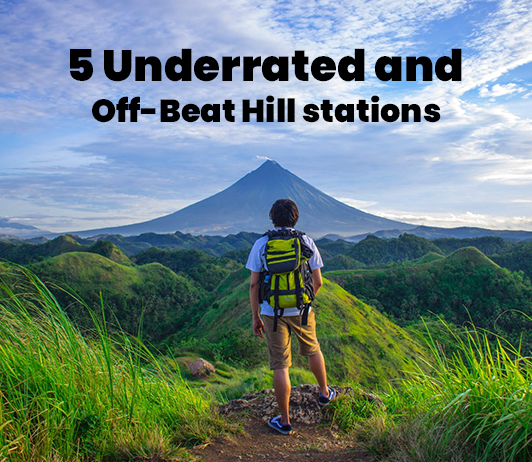 Underrated hill stations on Booking.com