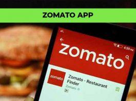 zomato app features
