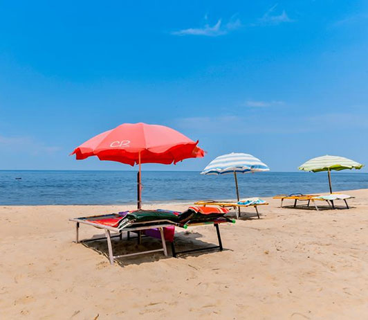 booking.com coupons for best beach towns in india