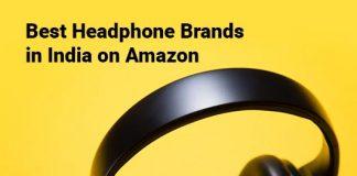 Best Headphone Brands in India on Amazon