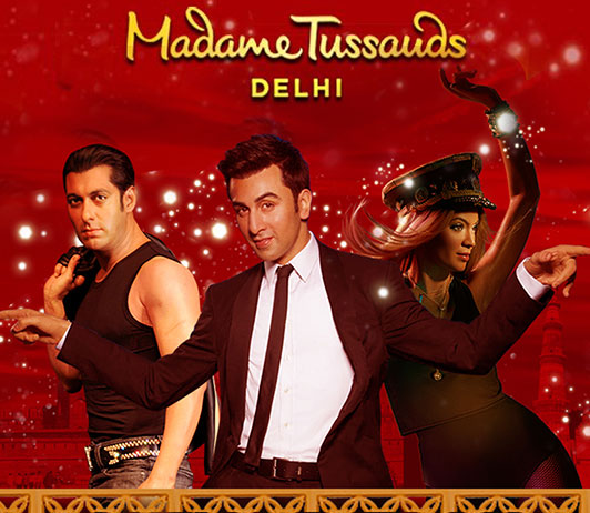 bookmyshow promo code for madame tussauds tickets