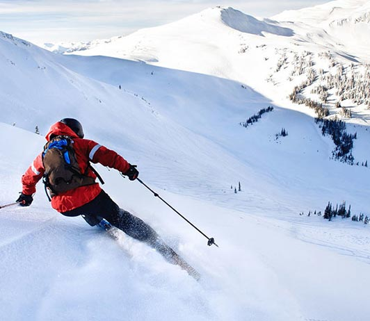 booking.com offers on skiing destinations
