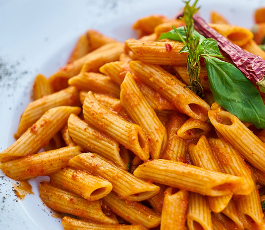 zomato offers on pasta