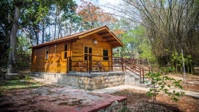 Bannerghatta Nature Camp And Jungle Lodges