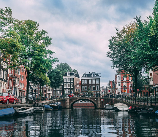 Top hostels in Amsterdam on Booking.com