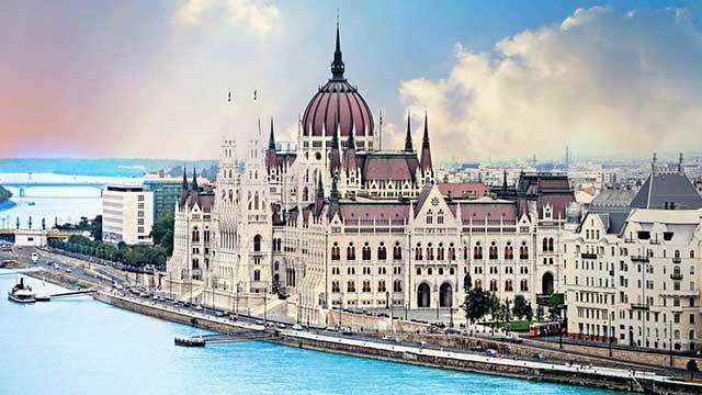 Budapest - Cultural Honeymoon Destination