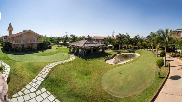 Golden Amoon Resort