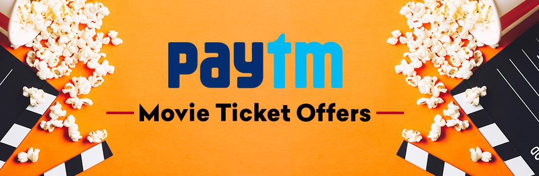 Paytm Movie Offers