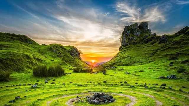 Scotland - A Historic Honeymoon Destination