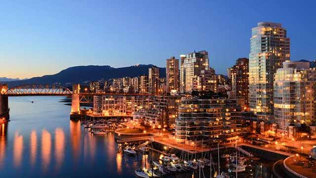 Vancouver - A Honeymoon Destination For Relaxation