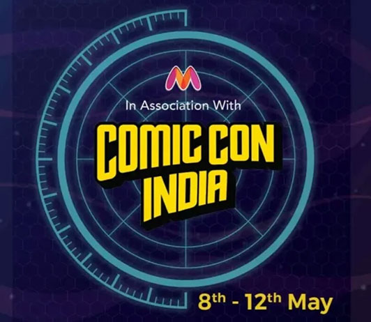 Comicon India on Myntra