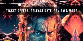 Commando 3 Movie Ticket Offers
