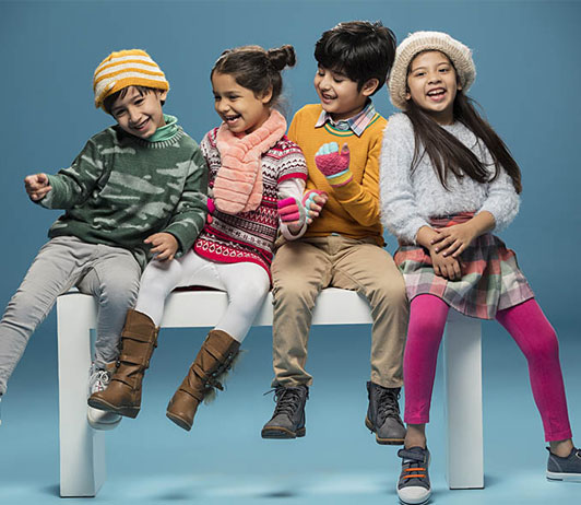 ajio promo code for kid's fashion range