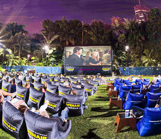 harry potter this weekend with open air cinema
