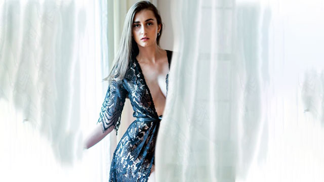 Sexy Babydoll Dress Gown