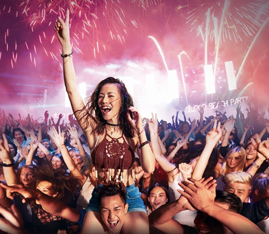 bookmyshow offers on new year parties