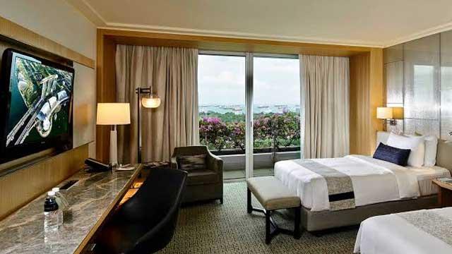 Deluxe King Garden View Rooms