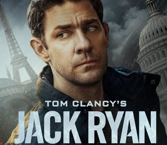 Jack Ryan Series on Amazon Prime