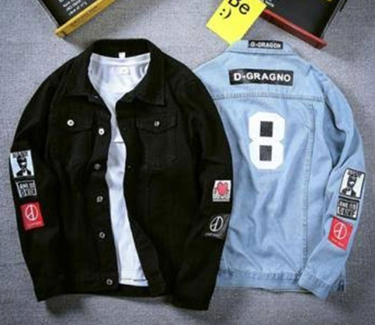 Jackets on Club factory