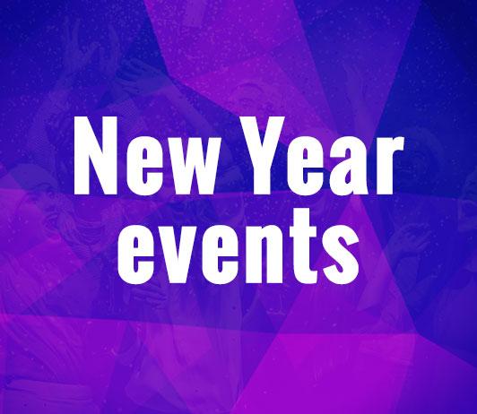 Checkout New Year Events on BookMyShow Mumbai