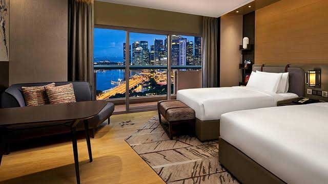 Premier Twin City View Rooms