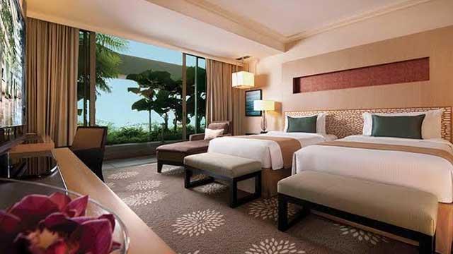 Premier Twin Garden View Rooms