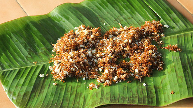 Chaprah Red Ants Chutney