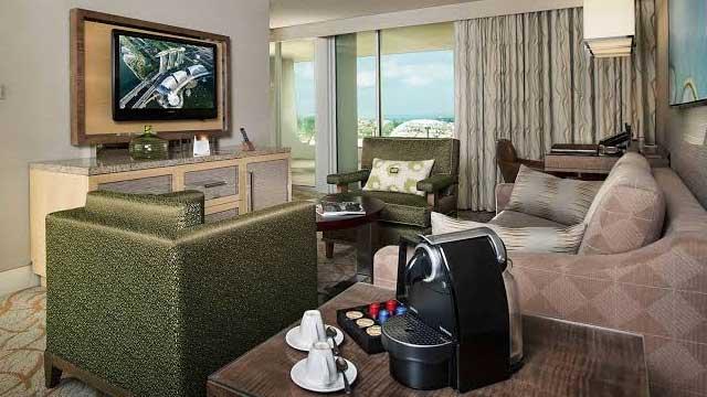 Sands Suite Garden View Rooms