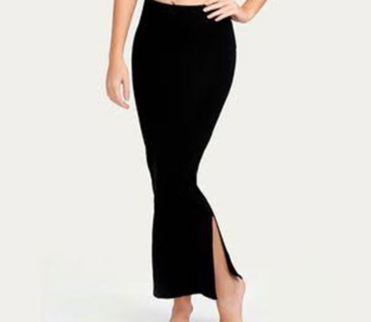 Mermaid-Like Silhouette with Zivame Saree Shapewear