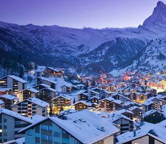 booking.com offers on ski resorts