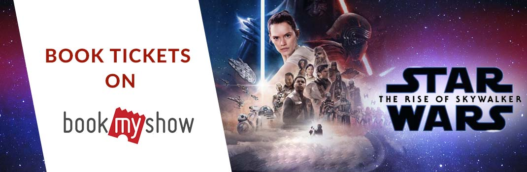 Star Wars Rise Of The Skywalker BookMyShow