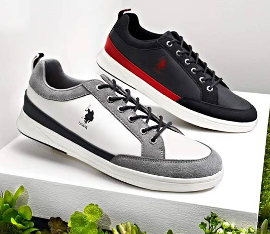 Top US Polo Men Sneakers
