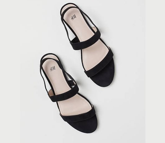 H&M Women Footwear on Myntra