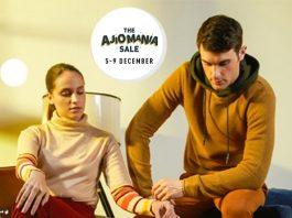ajiomania sale- Bank offers, cashback