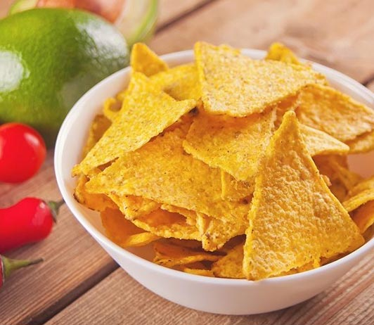 chips and nachos on BigBasket