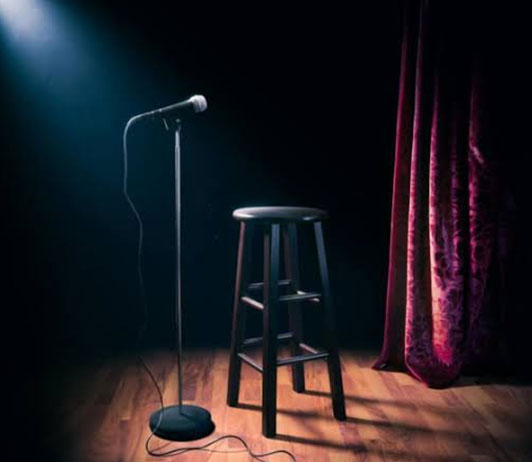 Stand up comedy shows on BookMyShow Mumbai